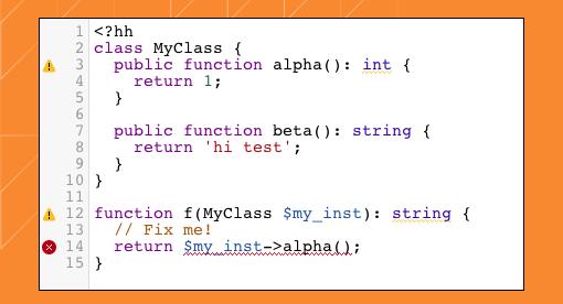 Facebook php hack language