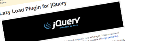 jQuery Lazy Load
