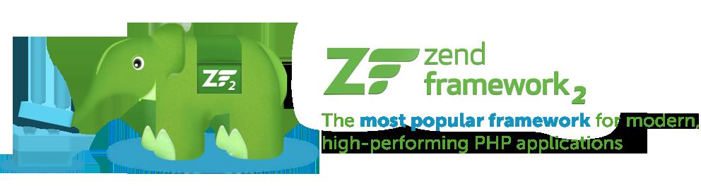 zend framework 2 module layout